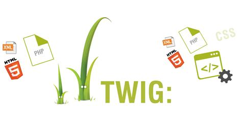 twig templates twig integrating markup languages and php for web development