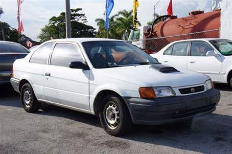 toyota tercel 1996 for sale toyota tercel for sale carsforsale