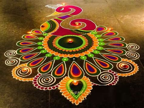 design rangoli free hand best rangoli designs for diwali 2017 free hand rangoli