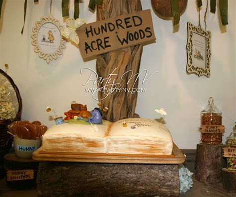 Classic Winnie The Pooh Baby Shower Supplies by Classic Pooh Baby Shower Ideas Photo 14 Of 29