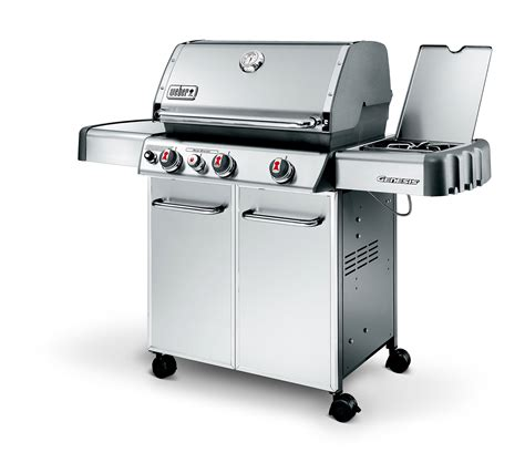 weber genesis s 330 gas grill review