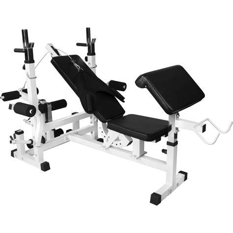 Un Banc De Musculation by Banc De Musculation Universel Gs005 Set Halt 232 Res Disques