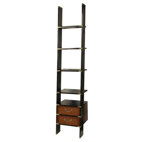 Ladder Bookcase With Drawers Ladder Bookcase With Drawers Home Design Ideas