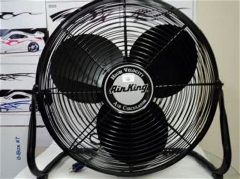 air king high velocity fan berns air king floor air circulator 3 speed floor fanvery