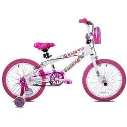 18 quot kent peace girls bmx bike pink walmart com
