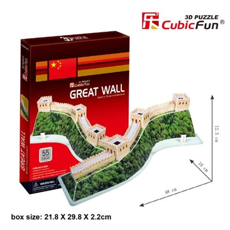 New Item Cubic Puzzle 3d Great Wall Large Size awardpedia 3d the great wall of china 3 d puzzle