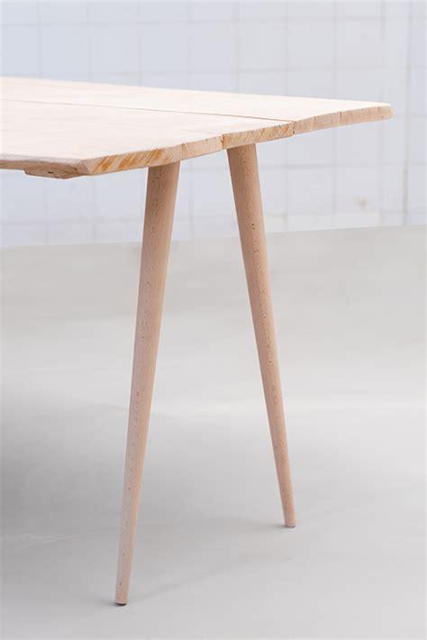 Pied De Table Incliné by Stik Fabricant De Pieds De Table Et Plateau En Bois Design