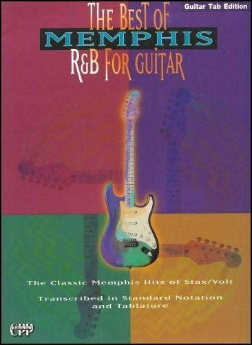 libro the soul of man the best of memphis r b for guitar tablature libro sittin on the dock of the bay soul man