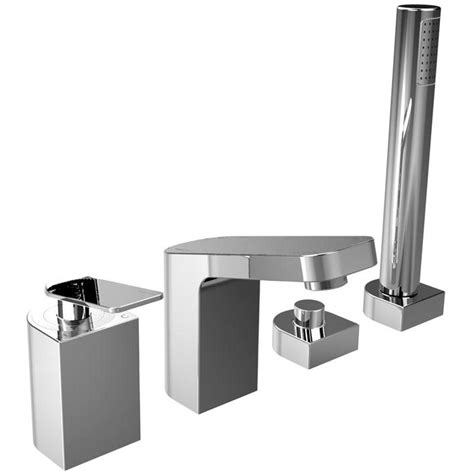 bristan bath shower mixer taps bristan alp 4 bath shower mixer tap chrome alp 4hbsm c
