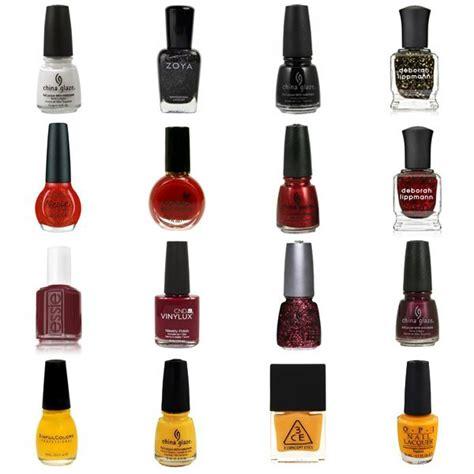 burgundy yellow nail shades color combinations washington redskins fashion