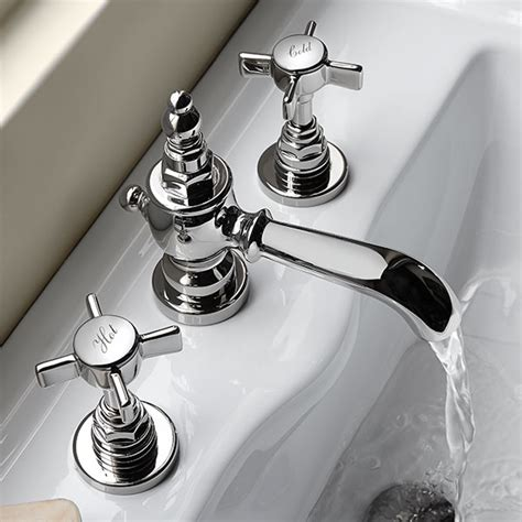 Widespread Bathroom Faucets  Landfair Lavatory Faucet from DXV
