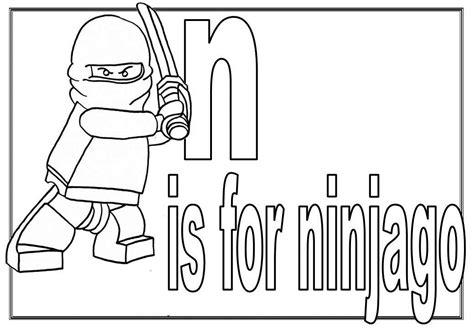 Free Printable Ninjago Coloring Pages For Kids Lego Ninjago Coloring Pages Printable