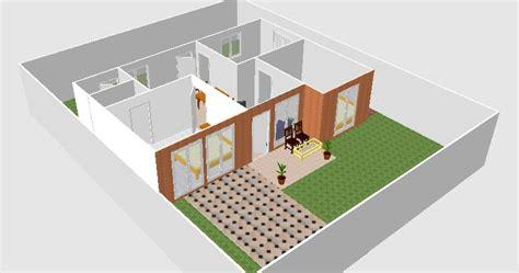 membuat rumah tingkat sweet home 3d desain rumah menggunakan sweet home 3d trik komputer