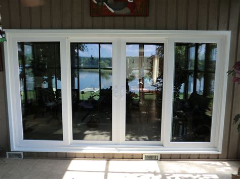 Replacing A Patio Door Great How To Install Patio Door Patio Doors Replacement Sliding And Door Installation