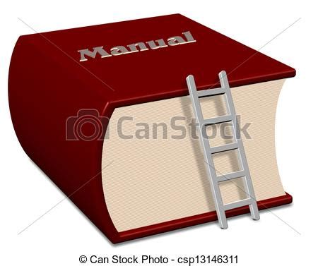 manual for books clipart of manual book big book with a title