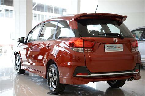 Spion Honda Mobilio Rs Autoglobemagz New Honda Mobilio Rs Lebih Menawan