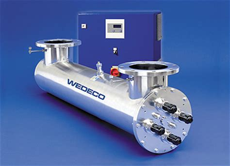 wedeco uv l replacement wedeco bx series uv systems water treatment for industry