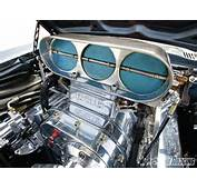 1967 Pontiac Firebird Muscle Cars Hot Rods Engine Blower G