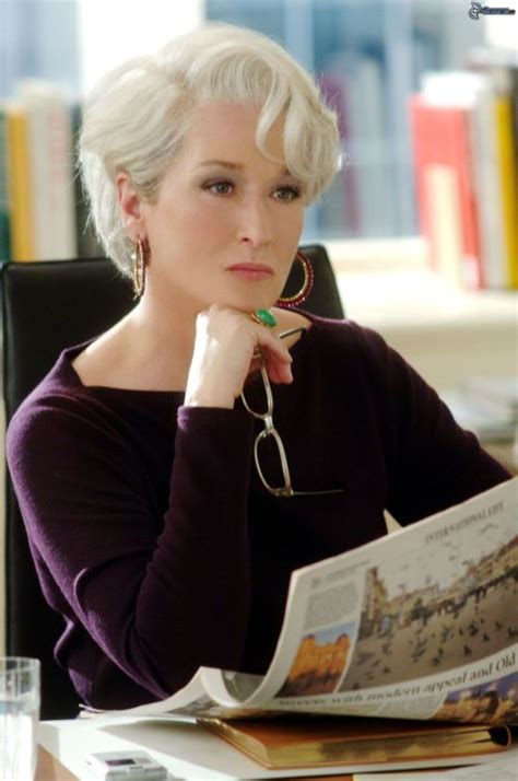 short layers are from the devil meryl streep hairstyles best for older women with fine hair