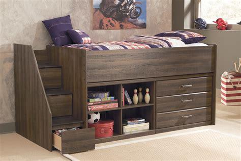 loft bedroom set juararo loft bedroom set from ashley b251y 68t coleman furniture