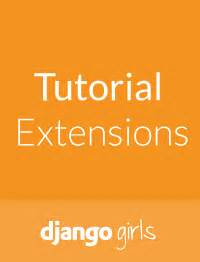 django newsletter tutorial django girls start your journey with programming