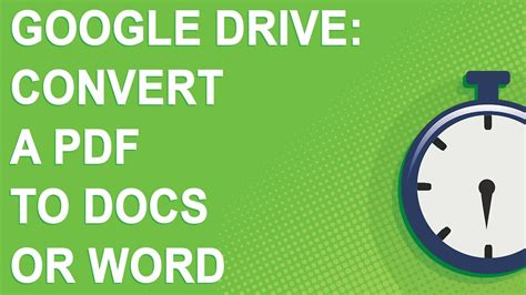 convert pdf to word with google drive convert pdf to word in google drive