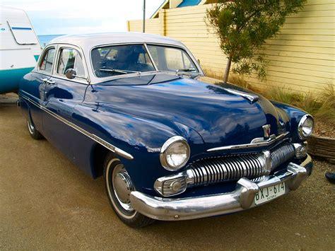 big 4 auto blue classic car mercury pin x cars