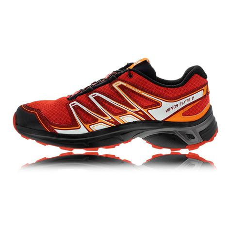 running shoes with wings salomon wings flyte 2 trail running shoes ss16 40