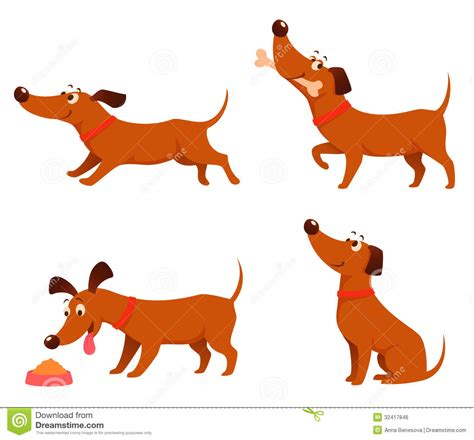 Happy Playful Dog Royalty Free Stock Image   Image: 32417846