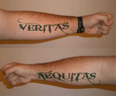 latin tattoos for men tattoos for ideas and designs for guys