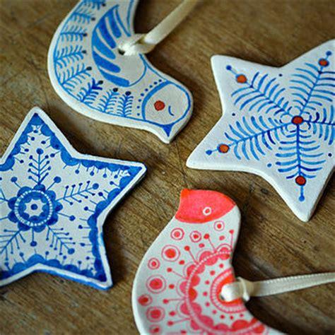 Handmade Props - handmade clay decorations cosy home