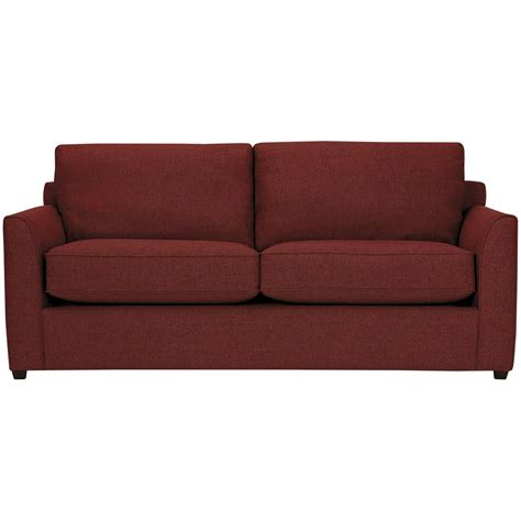 red fabric sofa city furniture asheville red fabric sofa