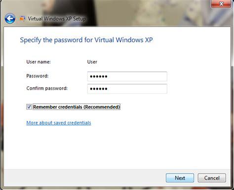 xp configure home page windows xp mode in windows 7 bugs of a debugger
