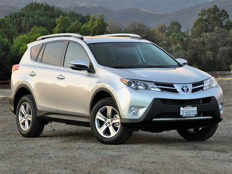 Used Car Prices Canada Vs Usa 2015 Toyota Rav4 Test Drive Review Cargurus