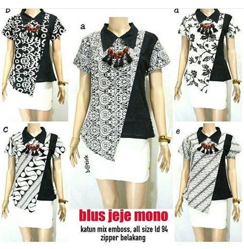 Blouse Kimono Shibori Batik Model Baju Modernku 4 Modis 359 best sewing batik images on batik dress batik fashion and dresses