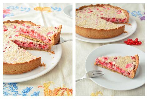 johannisbeeren kuchen kuchen mit johannisbeeren und marzipan beliebte rezepte