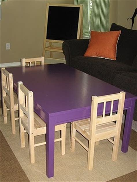 large table made from an ikea dining room table