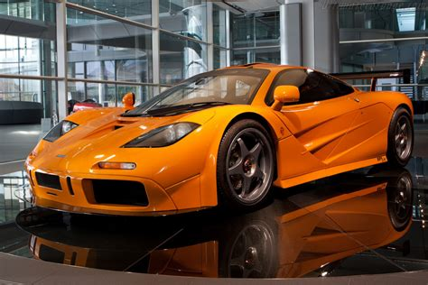1995 mclaren f1 lm images specifications and information
