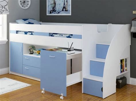 Small Mid Sleeper Bed by 25 Best Ideas About Cabin Beds On Small Beds