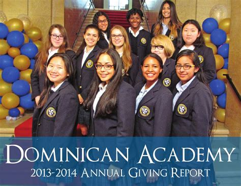 Family Home Plans 2013 2014 annual giving report by dominican academy issuu