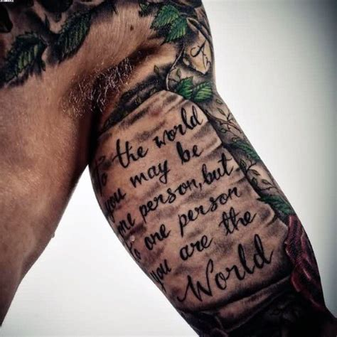 scroll tattoos for men 60 scroll tattoos for tattoos for