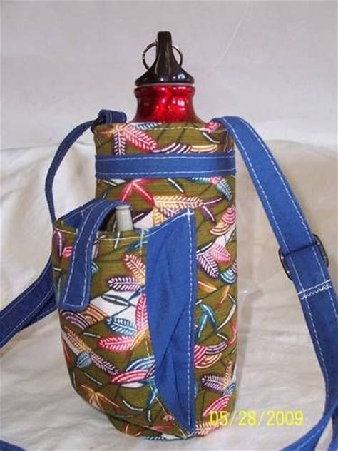 My Botol Bottle Pouch Sarung water bottle holder w a whatever pocket purses bags wallets bows such bags