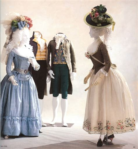 18th century french clothing bard boxes 18th century french fashion