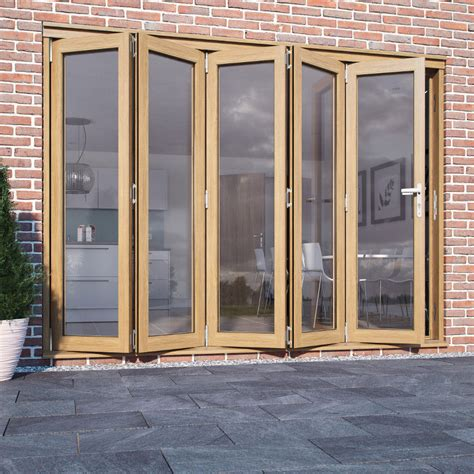 Exterior Folding Door Folding Doors Folding Doors Oak