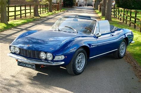 1967 fiat spider 1967 fiat dino spider for sale classic cars for sale uk
