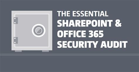 the essential office 365 security audit sharegate