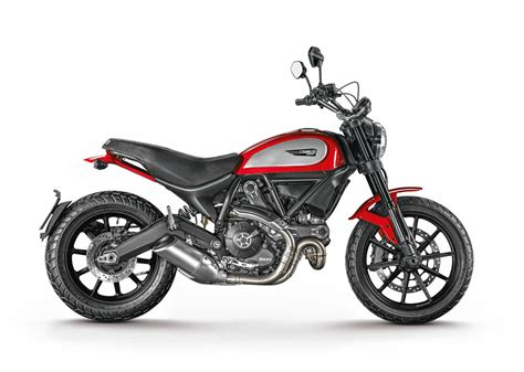 Ducati Scrambler Ready for Anything « MotorcycleDaily.com