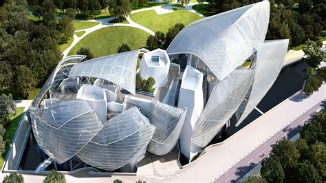 Fondation Vuitton by Louis Vuitton Fondation Pashion Flower