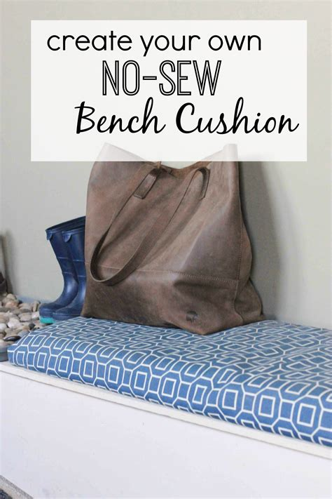 how to make your own bench cushion how to make your own bench cushion 28 images diy bench cushion no sewing required