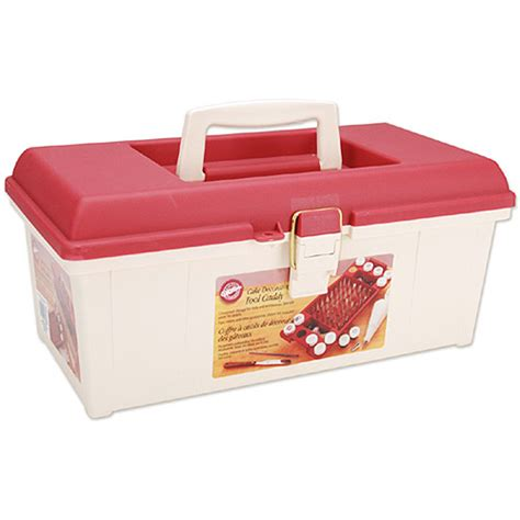 Cake Decorating Supplies At Walmart by Cake Decorating Tool Caddy Walmart